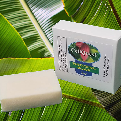 CellQuest Soap